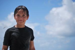 Mali turyści wyjeżdżają w swoją pierwszą podróż bez rodziców